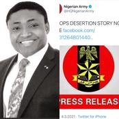 Nigerian Army Lied, We Have Evidence That Not 100 But 300 Soldiers Has Deserted The Military_ Lawyer