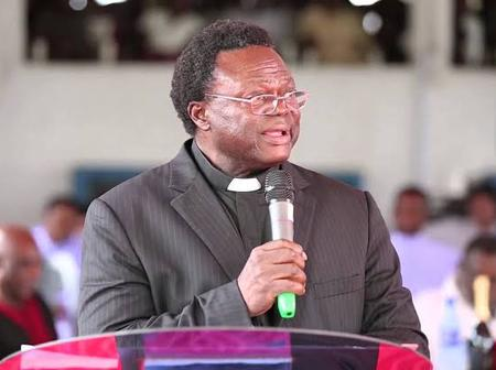 Meet Reverend Father Edeh, The Richest Catholic Priest In Nigeria