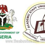 Breaking: ₦40 Billion Earned And Academic Allowances Released To ASUU By The Federal Government.