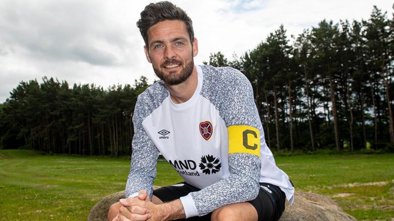 Craig Gordon takes the armband as Hearts confirm new club captain