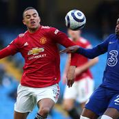 Manchester United and Chelsea break 100-year English League record