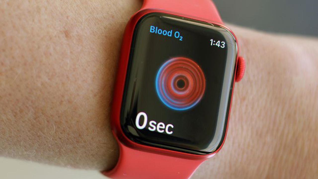 đồng hồ apple watch series 6 global wellness day