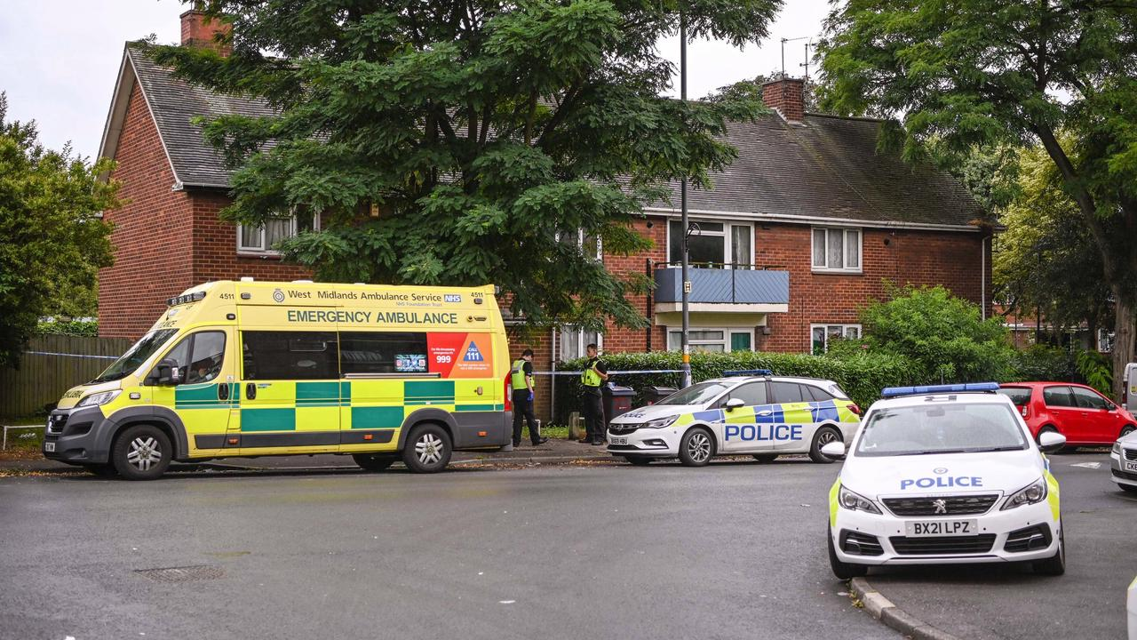 Woman, 19, found dead inside home with fatal injuries as man is spotted fleeing scene & cops launch murder probe