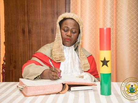This Supreme Court Justice is a Member of ICGC, Read What Else You Never Knew and See Beautiful PICS