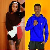 Baha of Machachari and his bae are out here all boo'd up, check their photos