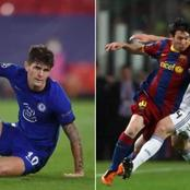 Checkout the 10-years Lionel Messi Record, Christian Pulisic Equalled against Porto