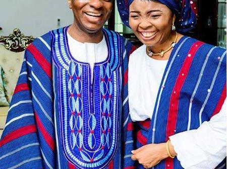 Meet Bishop Oyedepo's Brother-in-law who is also General Overseer- He started with Oyedepo