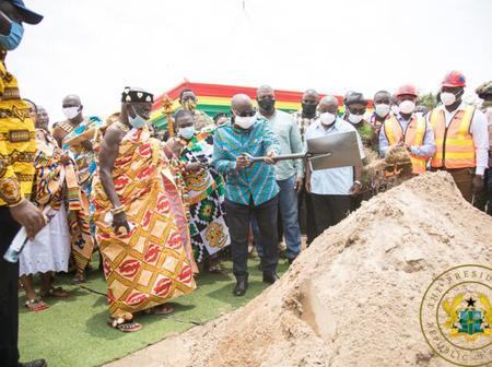 I don't cut sods without funding – Akufo-Addo replies Mahama