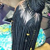 Perfect 25+ Ghana Weaving Hairstyles Any Pretty Lady Can Tryout [Photos]