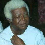 Veteran Nollywood actor chief Bruno is dead