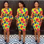 Checkout These African Dress Styles For Beautiful Ladies