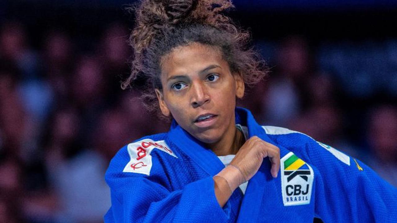 Alerte Judo : Le TAS confirme la suspension de la championne olympique Rafaela Silva