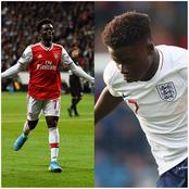 After Arsenal Star, Bukayo Saka Chose England Over Nigeria, See The Reason He Gave For His Decision