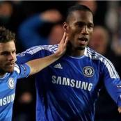 Drogba Reveals What Mata Said to Him 8 Minutes to Go After Bayern Took The Lead in 2012 UCL Final