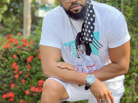 Meet Fredrick Leonard, one of the most handsome Actors in Nigeria