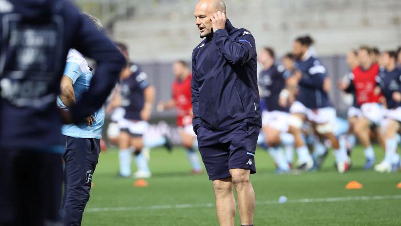 Yannick Bru, manager de Bayonne: «Ne pas laisser tomber les amis»