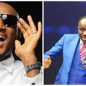 2Face Has Reacted To What Apostle Suleman Said On How He Makes His Money, See What He Said