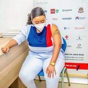 Popular Radio Presenter Reacts To Rev Natasha's Tattoo Photo (Photos)