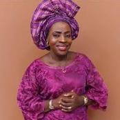 Nollywood loses another actress