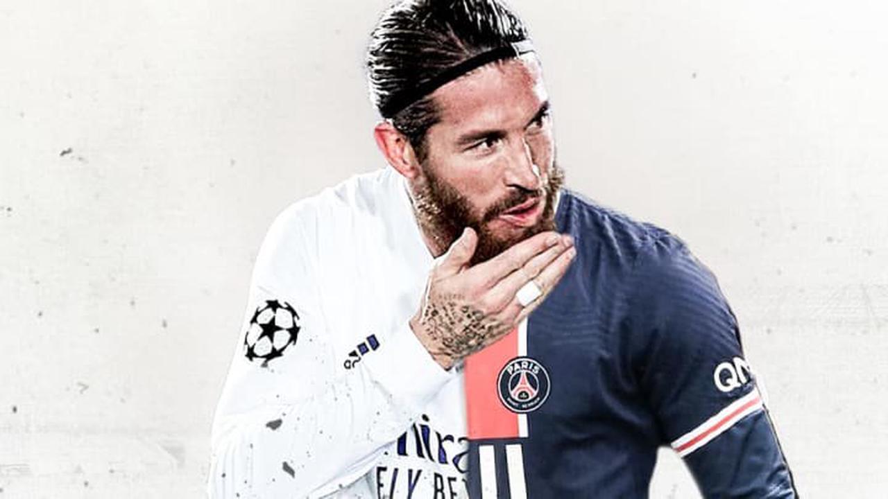 Mercato – La Razon explique la signature de Sergio Ramos au PSG
