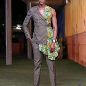 Is It Fashion or 'end of the world'? New Men Cloth Fashion Emerge