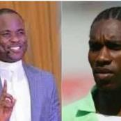 Any Day I See Okocha, I Will Tell Him He Is A Disgrace To His Generation, Pastor Slams Okocha