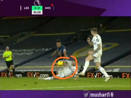 VAR Fails Arsenal Again: Checkout This Handball That Should Have Been a Penalty