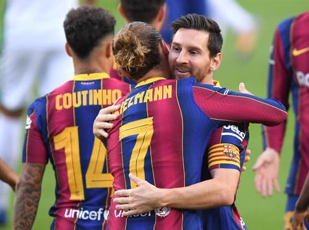 Opinion: See The Possible Line Up Barcelona Could Opt For Against Sevilla