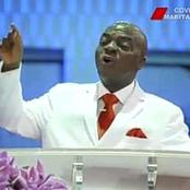 Bishop Oyedepo Shares Tips For Successful Parenting