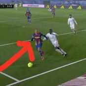 VAR BLUNDER: Barcelona Coach, Fans Fume As VAR Denied Them A Golden Opportunity