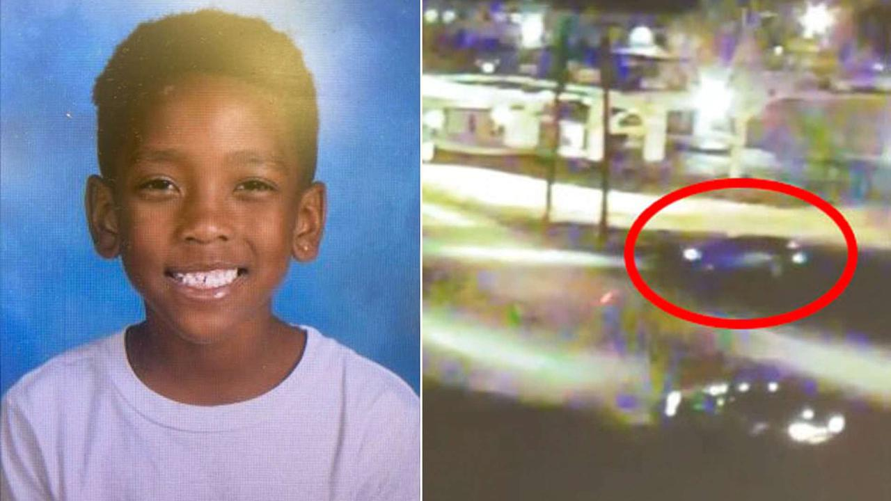 Boy, 7, is shot dead while riding in car with mom in North Carolina