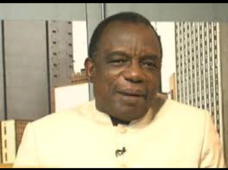 Meet Patrick Oke, A Former News Anchor at NTA