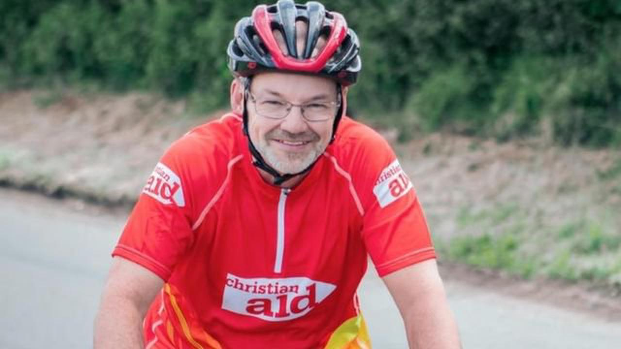 Fundraiser to cycle 200 miles across county in just 24 hours
