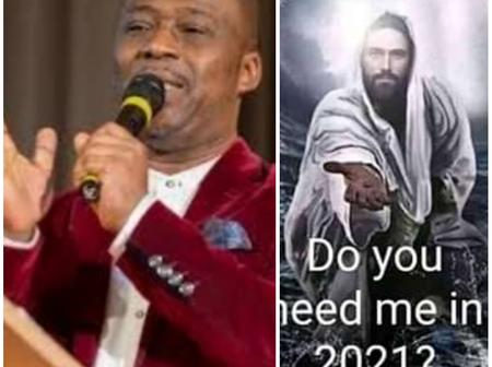 Begin year 2021 smiling with this crossover sermon and prayers by Dr Dk Olukoya