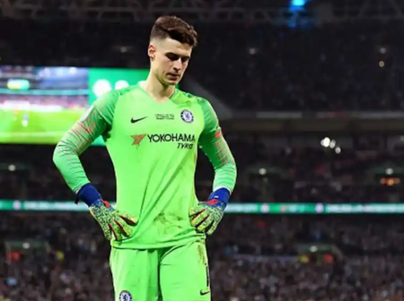 OPINION: Chelsea Destroyed Kepa's Career, See His Super Records From His Other Club, Athletic Bilbao