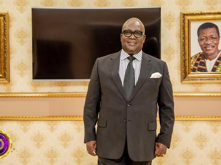Meet The Man Behind The ICGC Branch, Which Is More Beautiful Than Christ Temple - PICS