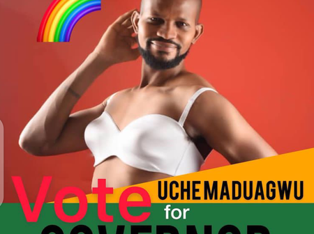 Anambra Politics: Gay Celebrity To Run For Anambra State Governorship Election