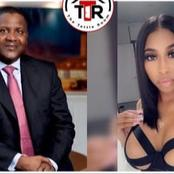 Aliko Dangote is suing me for rejecting his silence money -Dangote's alleged Ex-lover reveals.