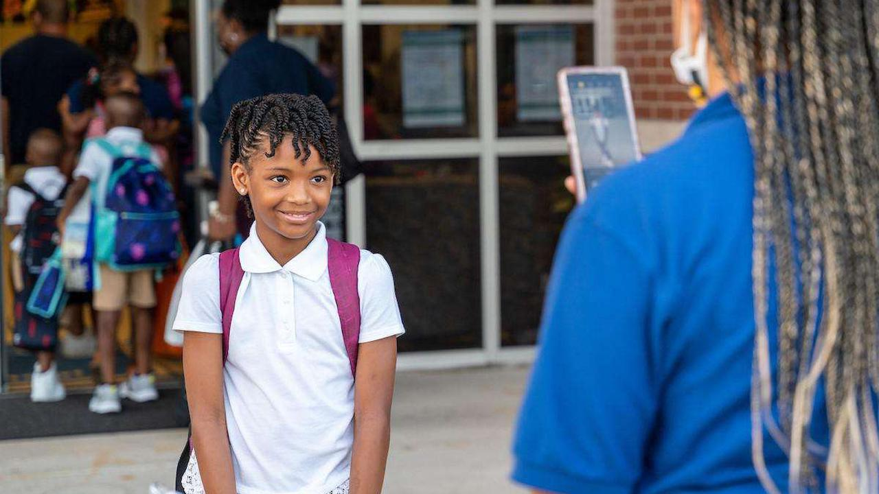First day of school comes early for Clark Primary and Intermediate schools in Spring ISD
