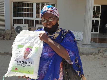 Three NGOs To Distribute Rice Provided By Asiwaju Tinubu to Kano People