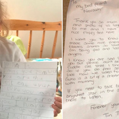 Caring Postman Responds With Touching Note To Little Girl Who Sends Letter To Her Cat In Heaven
