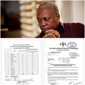 Massive Reactions As NDC Demands Refund Of Filing Fees For Presidential And Parliamentary Nominees