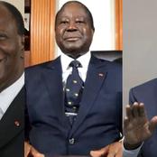 Opinion/ Politique ivoirienne: que seront le RHDP, PDCI et FPI sans ADO, Bédié et Gbagbo ?