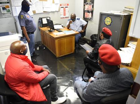 EFF vs Bheki Cele: Political Battles Dragged to the Courtroom