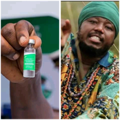 Keep Your Vaccine: Blakk Rasta Explains Why he Won't be Vaccinated