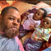 Nurses Told My Wife That She Was Disturbing Them, Now I Have Lost One Of My Twins- Man Cries Out