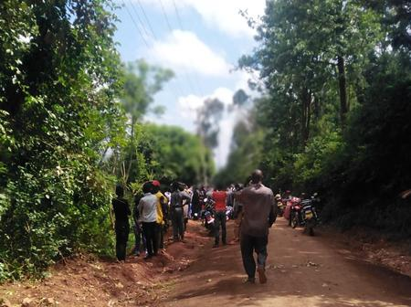 Angry Residents Descend on Suspected Motorbike Thieves, Lynch them to Death