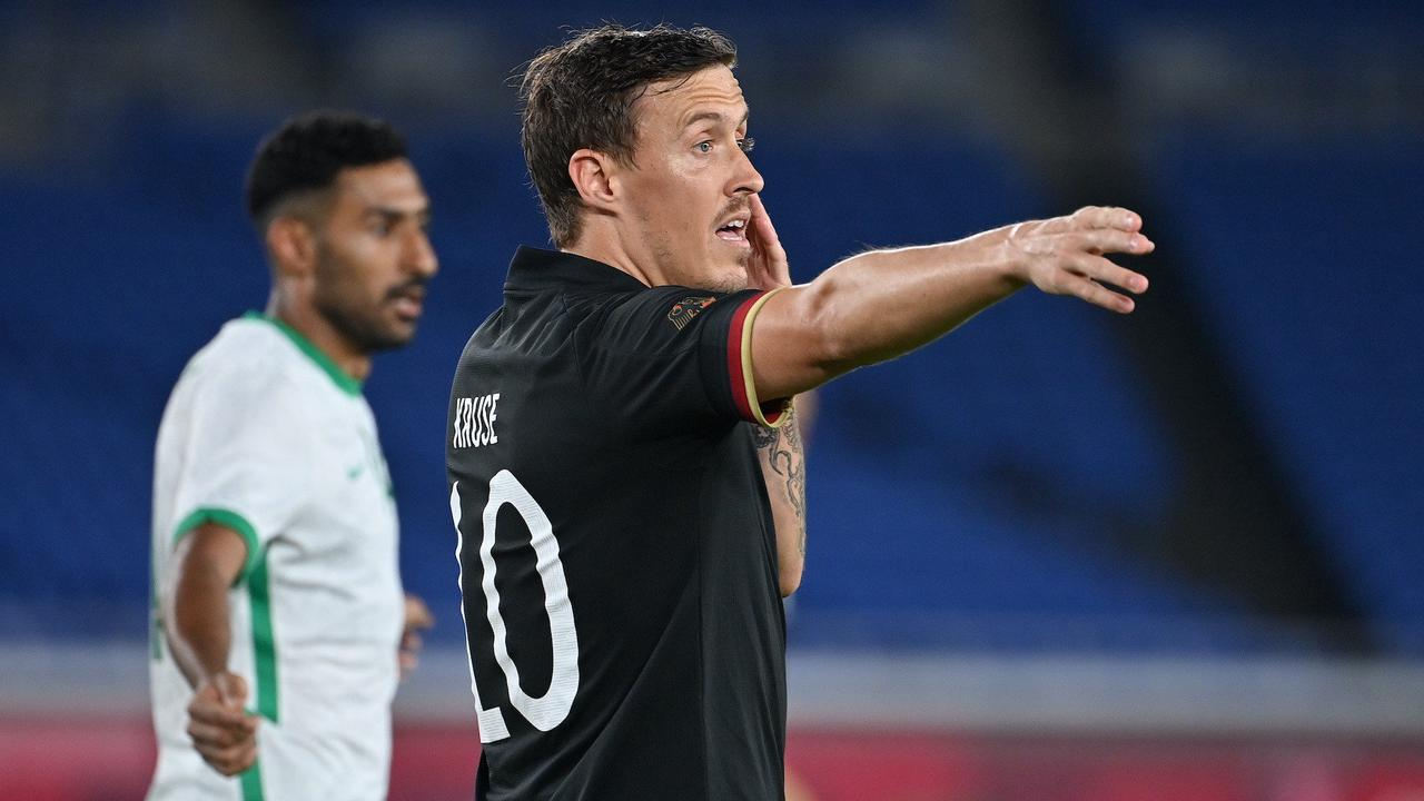Unions Kruse soll Olympia-Team ins Viertelfinale bringen