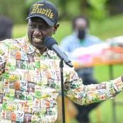 Kenyans Reacts After DP Ruto Said This At Aldai Nandi County