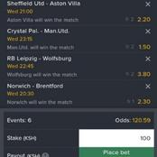 7 Well Analyzed Wednesday Night Matches With the Best Odds to win you big